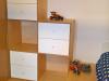 úložný priestor v detskej izbe