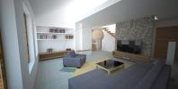 Návrh interiéru domu - Zemplínska Šírava
