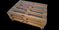 paletový stolík