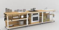 Mobilná kuchyňa Jem iné