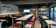 Cafe Racer - fast food restaurant (realizácia)